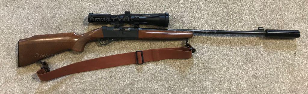 Anschutz  22 LR Semi-Auto Rifle (R/H) -S/H