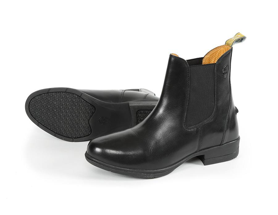 9960 Moretta Lucilla Leather Jodhpur Boots