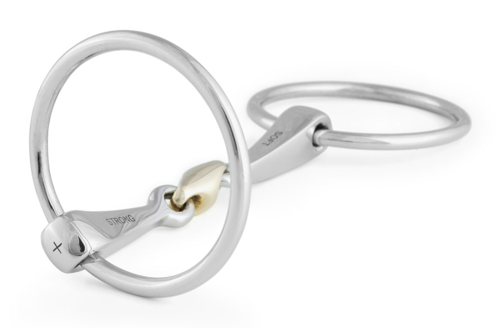 2 in 1 Loose Ring Snaffle Bit Hire