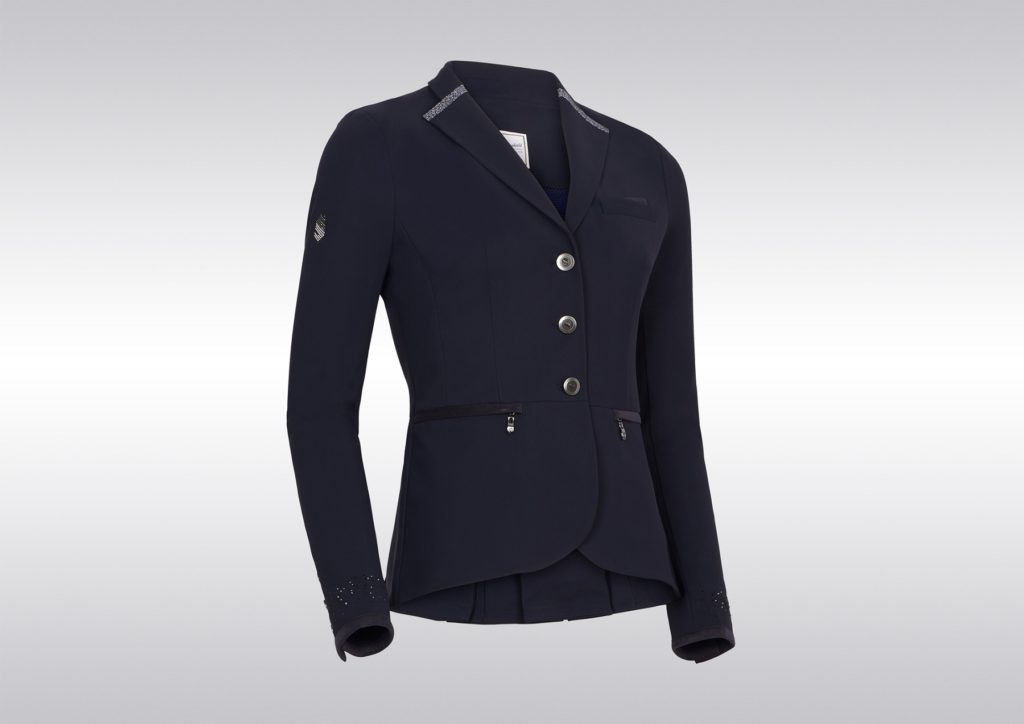 Samshield Victorine Crystal Fabric Show Jacket