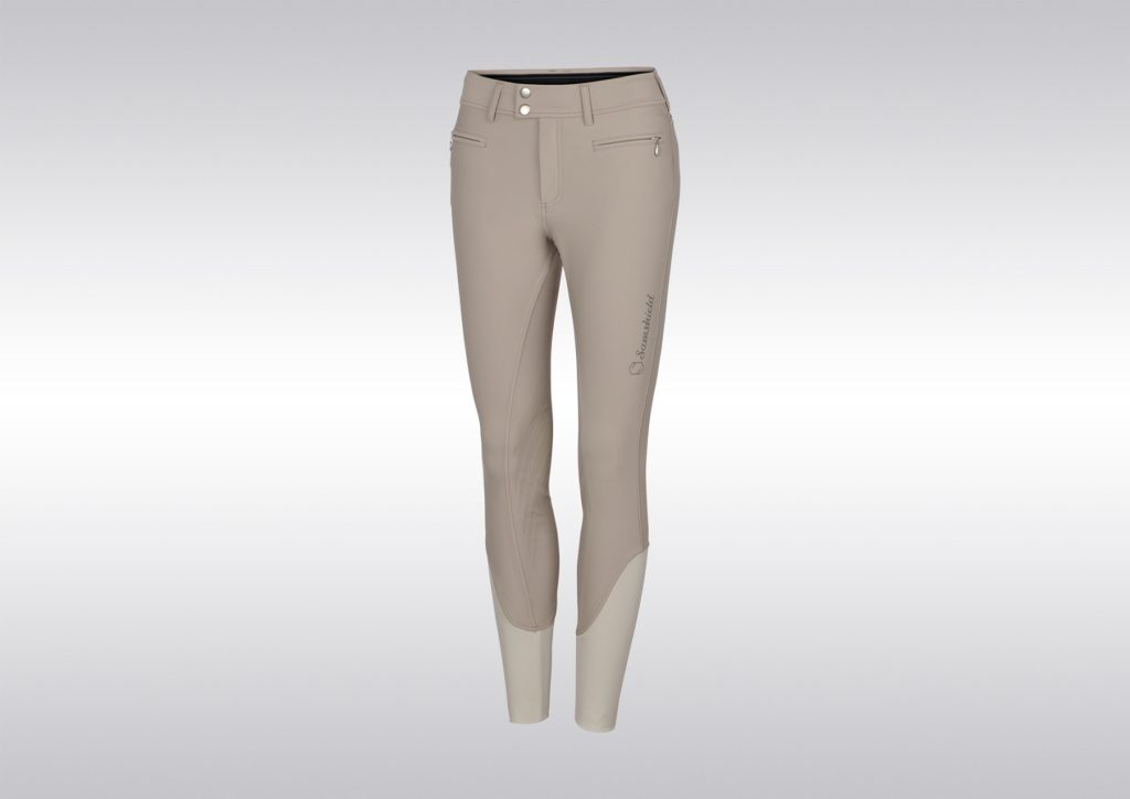 Samshield Clotilde Waterproof Breeches Taupe