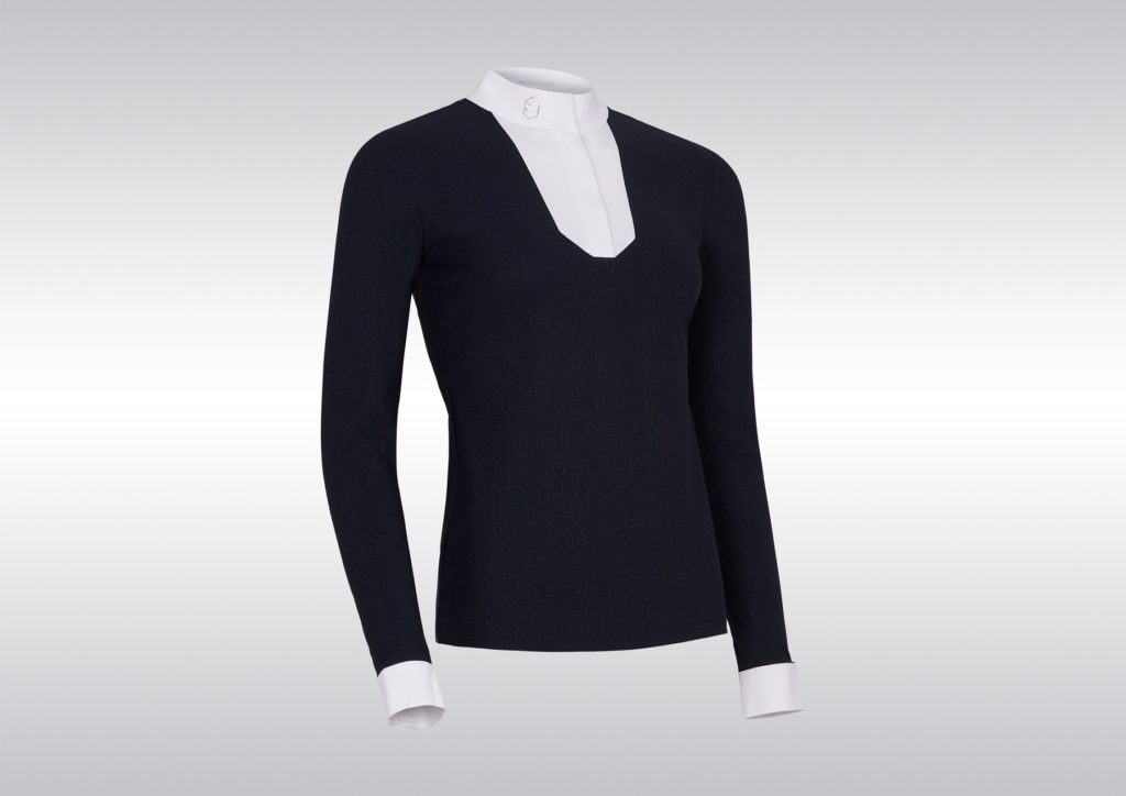 Samshield Faustine Full Stripes Long Sleeve Show Shirt