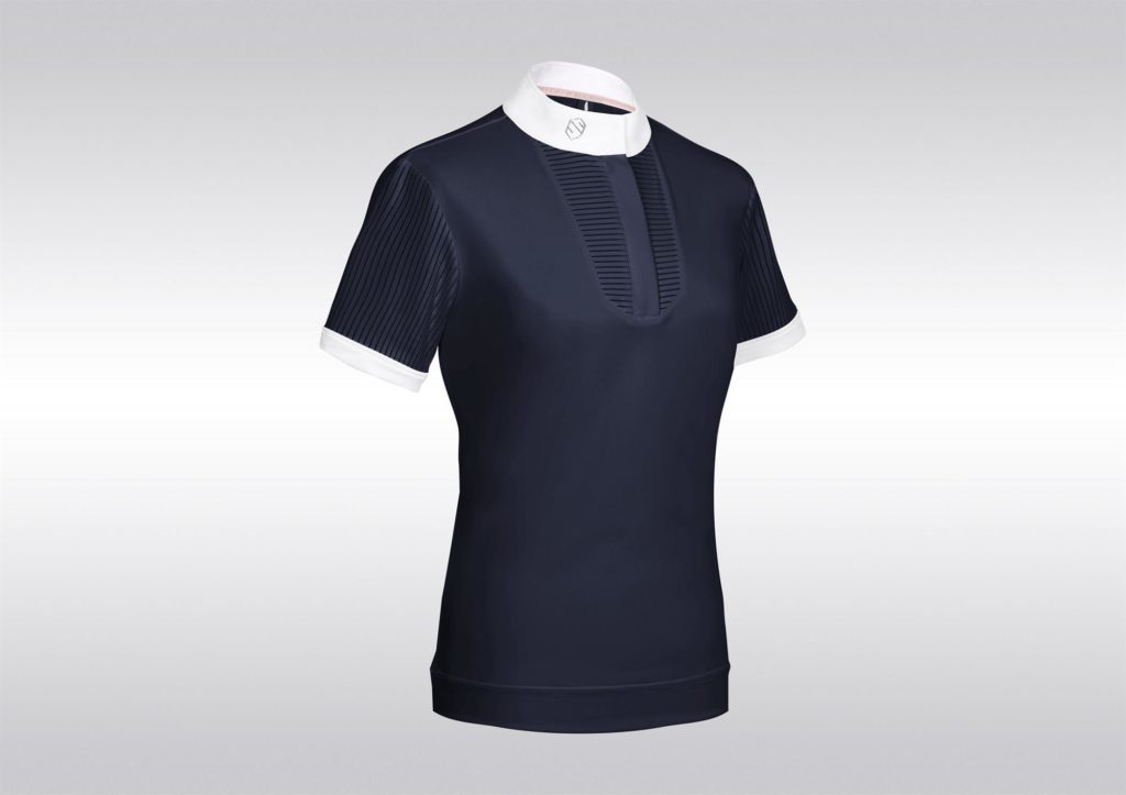 Apolline Competition Shirt Navy