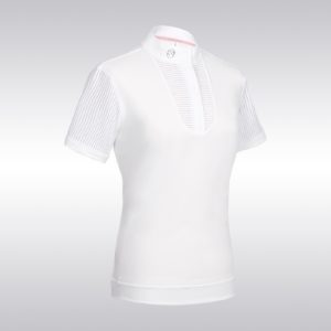 Apolline Competition Shirt White