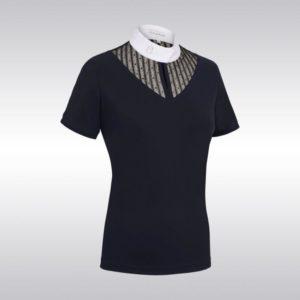 Samshield Eleonore Short Sleeve Show Shirt Navy