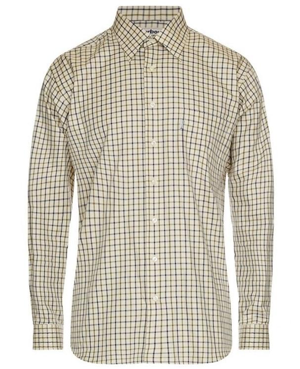 Barbour Maud Shirt Navy Green