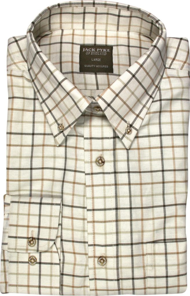 Jack Pyke Countryman Shirt Brown