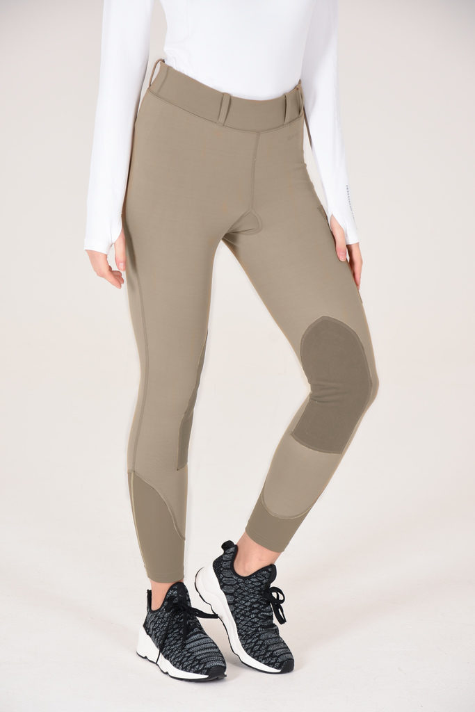 Noble Outfitters Balance Riding Tights Tan