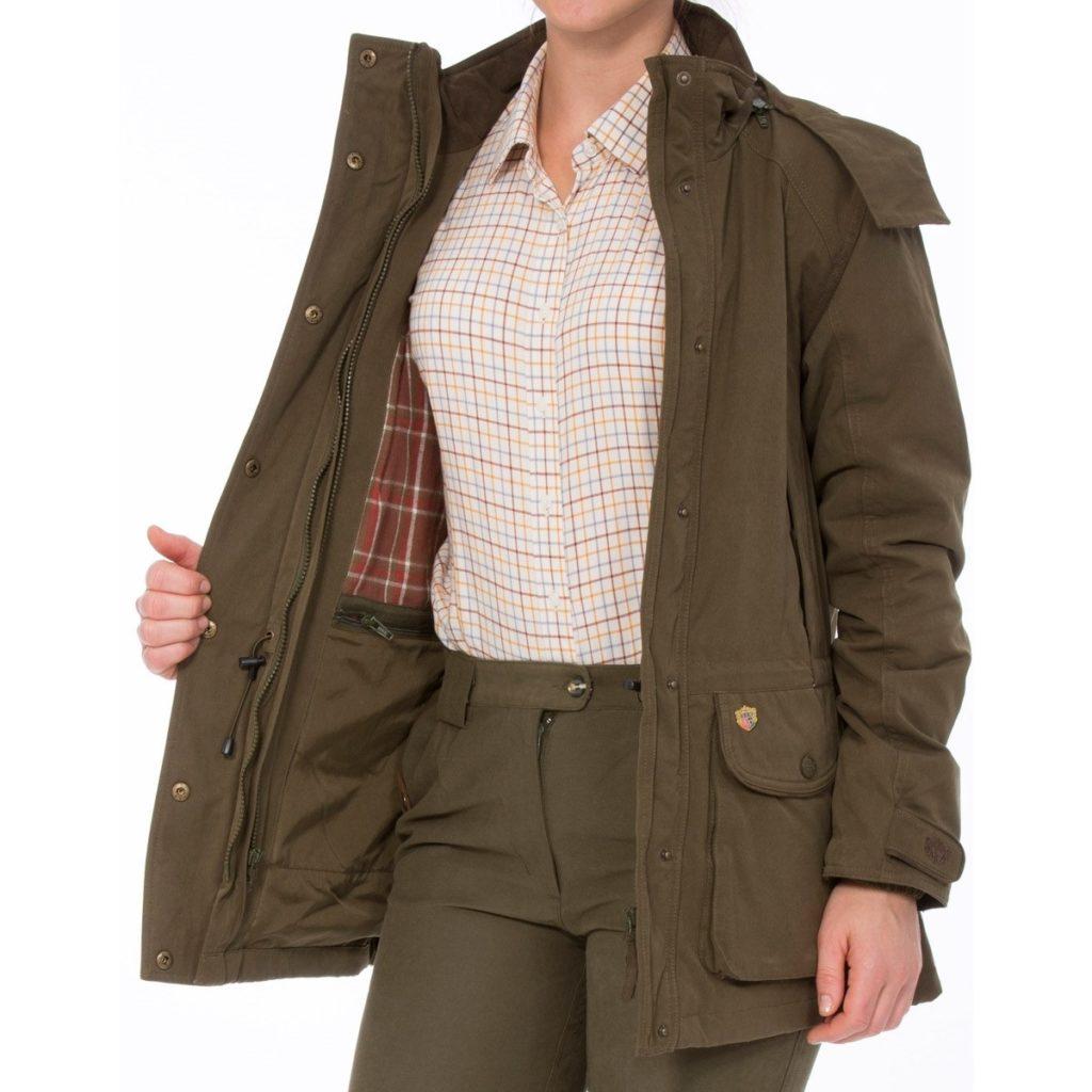 Dunswell Ladies Waterproof Coat