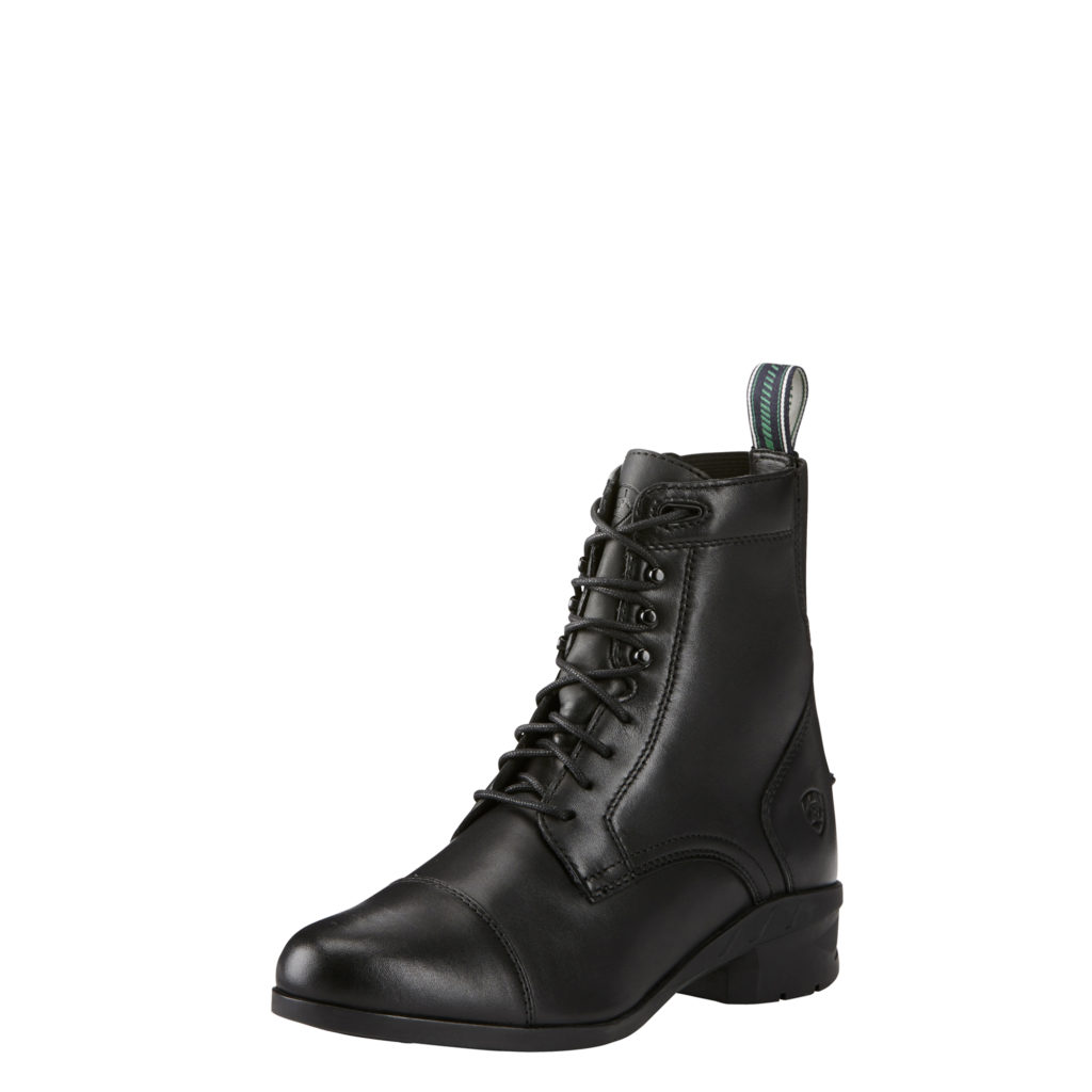 Ariat Heritage IV Laced Paddock Boot Black