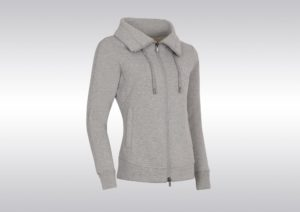Samshield Swarovski Sweatshirt Grey