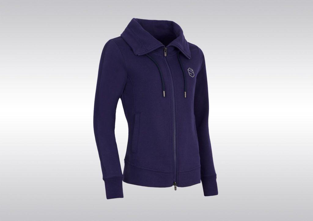 Samshield Swarovski Sweatshirt Navy