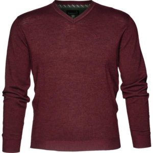 Seeland Compton Pullover Bitter Chocolate