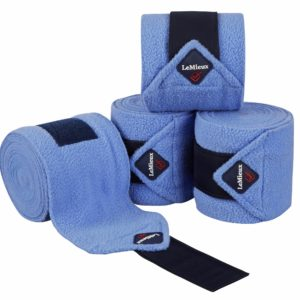 LeMieux Luxury Polo Bandage Corn Blue