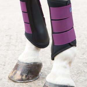 Arma Neoprene Brushing Boot Plum