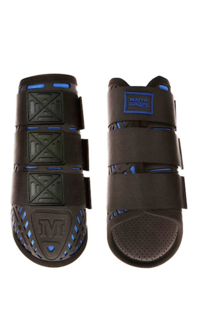 Majyk Equipe Elite Hind XC Boots Blue