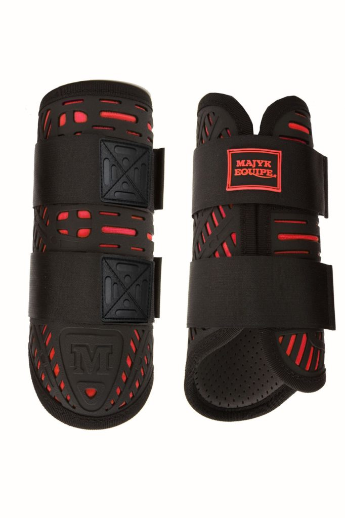 Majyk Equipe Elite Front XC Boots Red