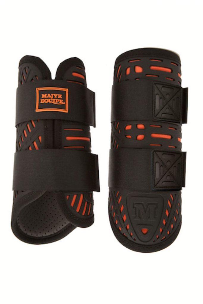 Majyk Equipe Elite Front XC Boots Orange