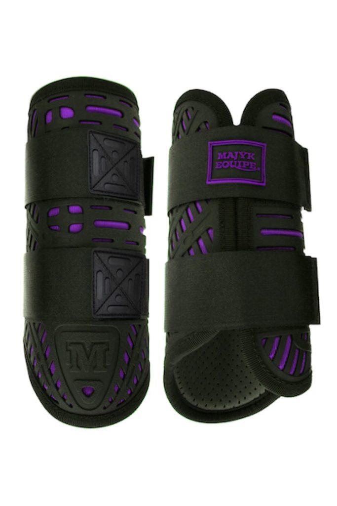 Majyk Equipe Elite Hind XC Boots Purple