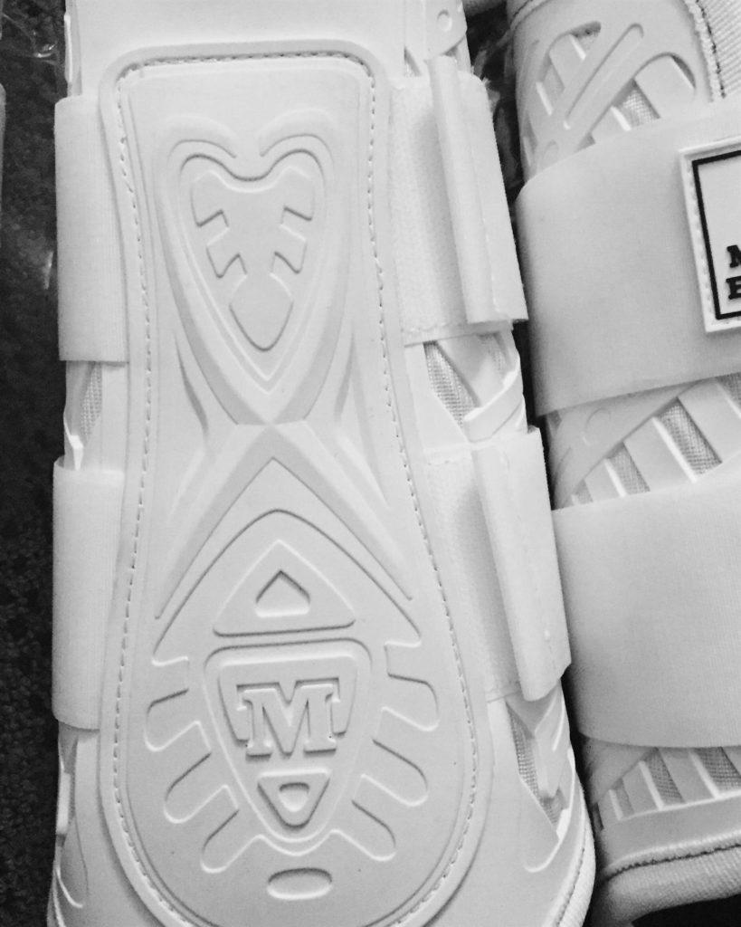 Majyk Equipe Sport Dressage Boot White