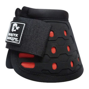 Majyk Equipe Over Reach Boots Red