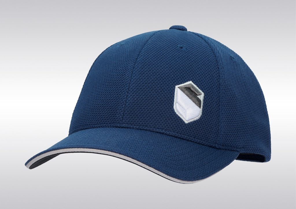 Samshield Cap Navy Embroidery