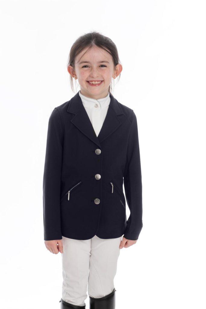Horseware Children's Competition Jacket Navy