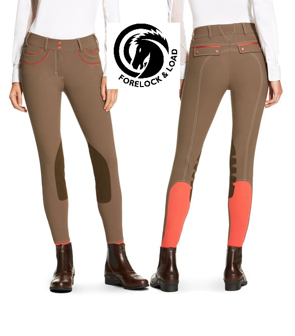 Ariat Olympia Acclaim Knee Patch Breeches