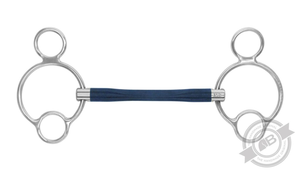Bombers 2.5 Ring Moulded Mullen Bit Hire