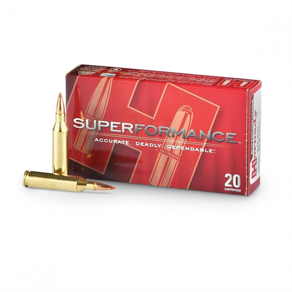.243 Hornady SST Superformance 75gr