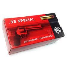 .38 Special Geco LRN 158gr