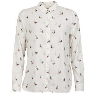 Barbour Brecon Shirt Cloud
