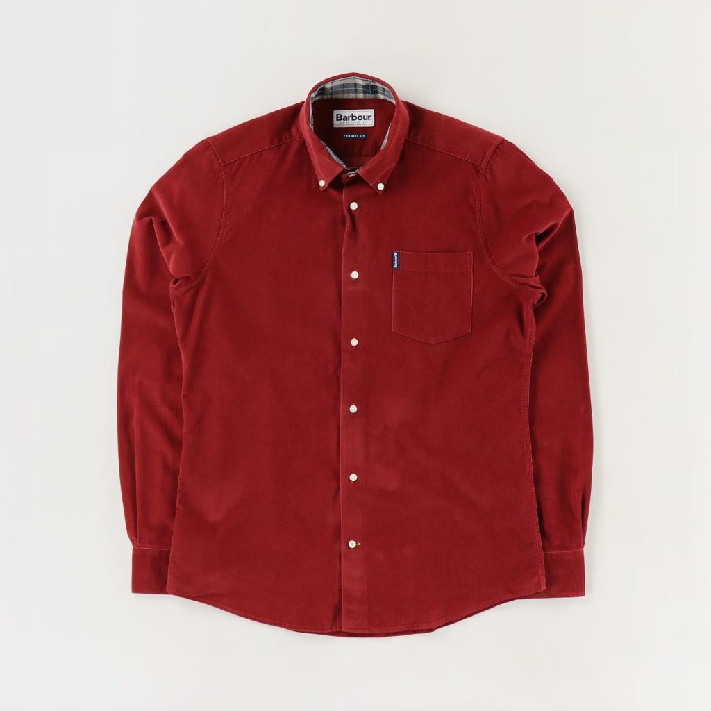 Barbour Cord 1 Tailored Shirt