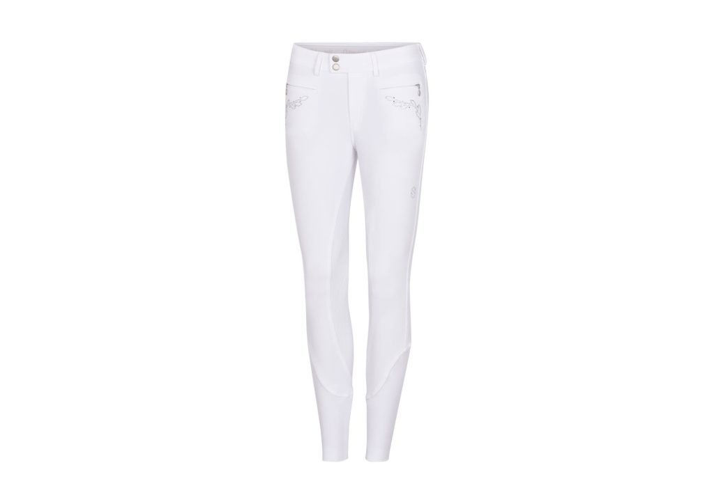 Samshield Adele Breeches Décor 3 White