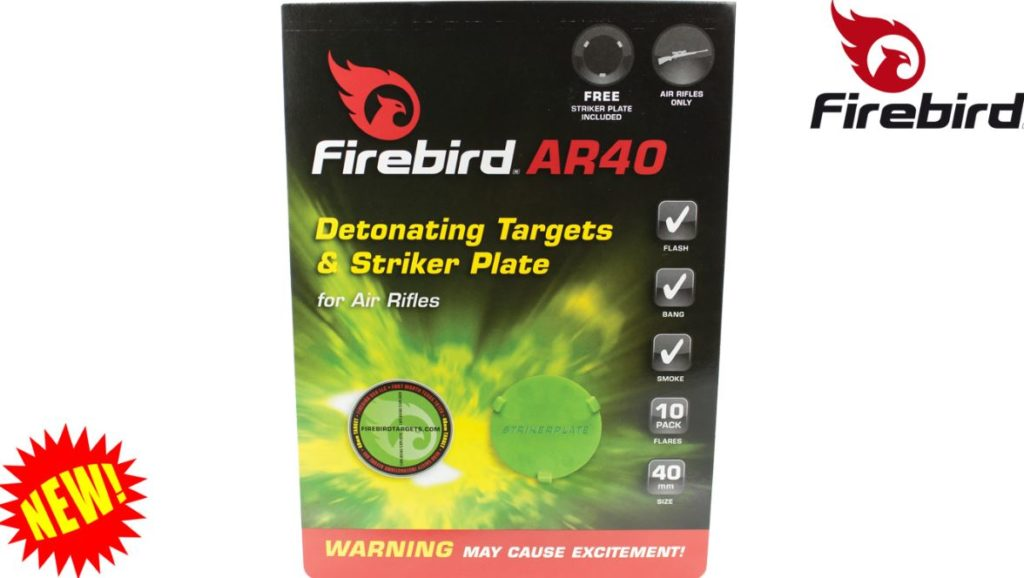 Firebird Air Flash Extreme Target