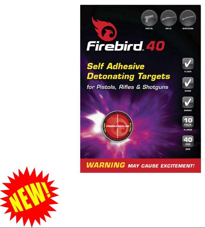 Firebird Shooting Star Target