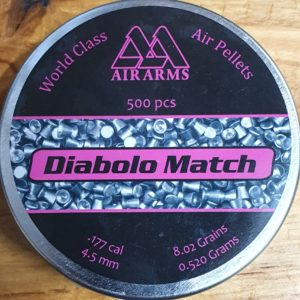 Air Arms Diabolo Match