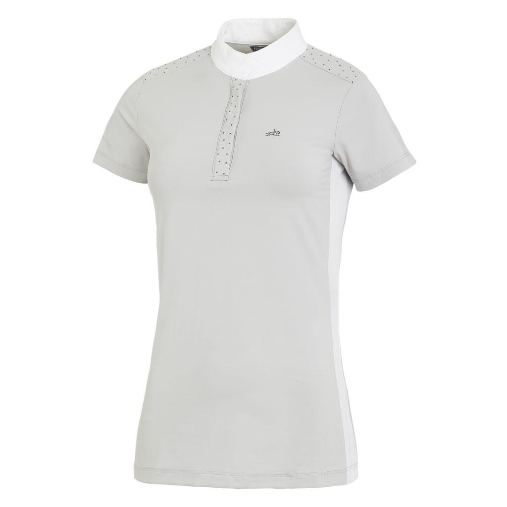 Schockemohle Aylin Show Shirt Silver