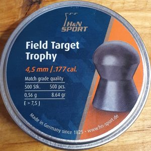 H+N Field Target Trophy .177 8.64gr Pellets