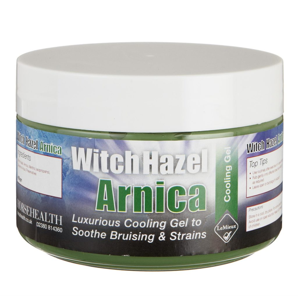 Horsehealth Witch Hazel and Arnica