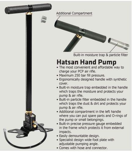 Hatsan Air Gun Pump