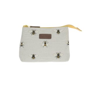 Sophie Allport Bees Canvas Makeup Bag