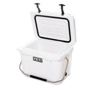 YETI Roadie 20 Cool Box - White