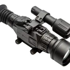 Wraith HD 4-32x50 Digital Day/Night Riflescope