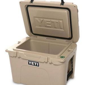 YETI Tundra 35 Cool Box - Tan