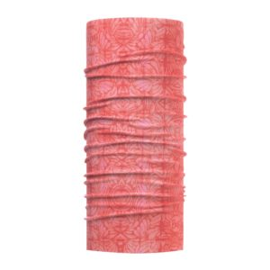 Buff Coolnet UV+ Calyx Salmon Rose Neck Tube