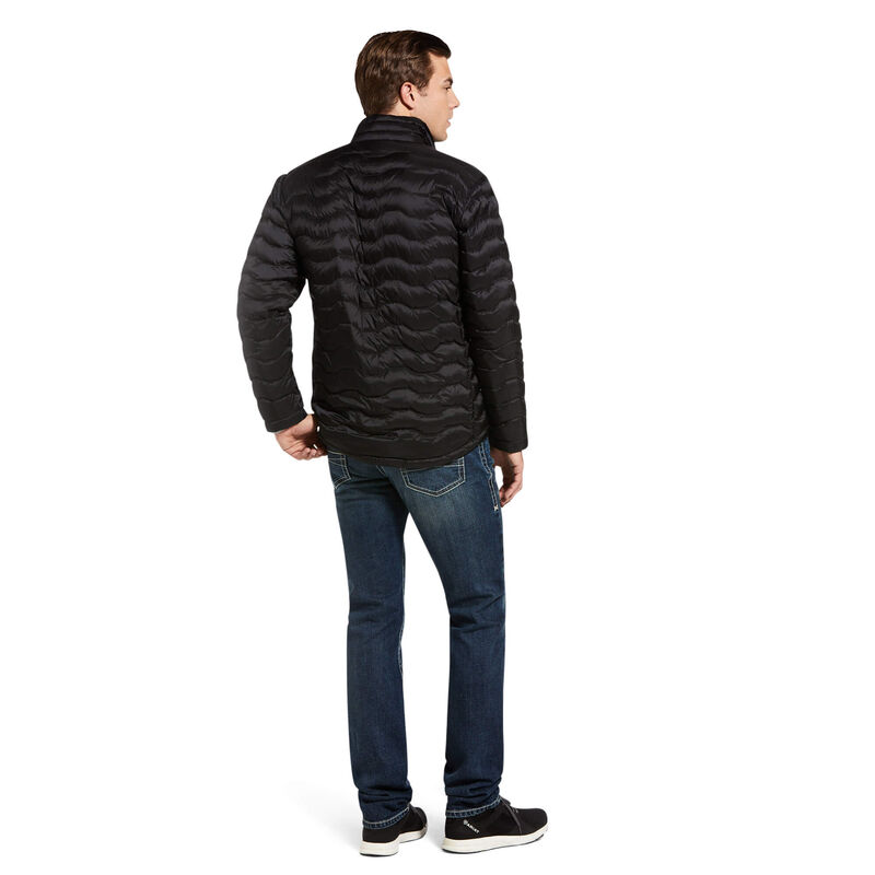 Ariat Men's Ideal Down Jacket Black