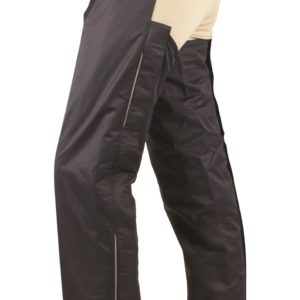 Horseware Fleece Lined Chaps Childs Navy Child Large