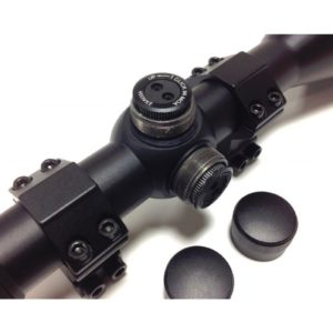 Hawke Fast Mount 3-9x50 AO (Mil Dot) Rifle Scope 11333