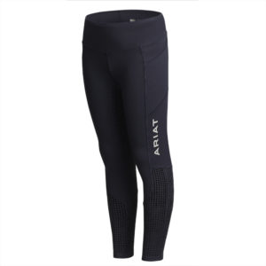 Ariat Kids EOS Full Seat Riding Tights Navy X Large